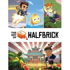 The Art of Halfbrick [Hardcover]