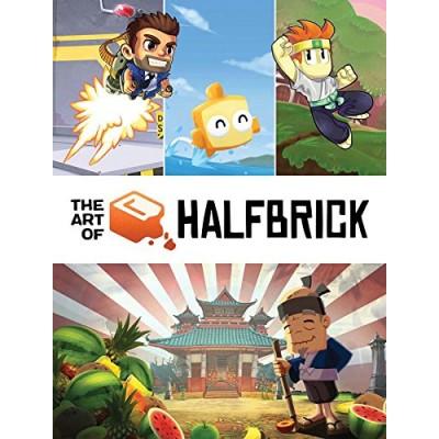 The Art of Halfbrick [Hardcover]