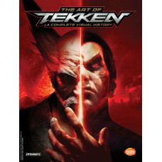 The Art of Tekken: A Complete Visual History [Hardcover]