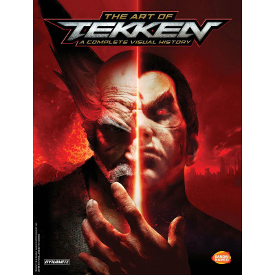 Артбук The Art of Tekken: A Complete Visual History [Hardcover]