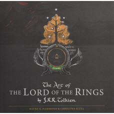 The Art of The Lord of the Rings by J.R.R Tolkien [Hardcover]