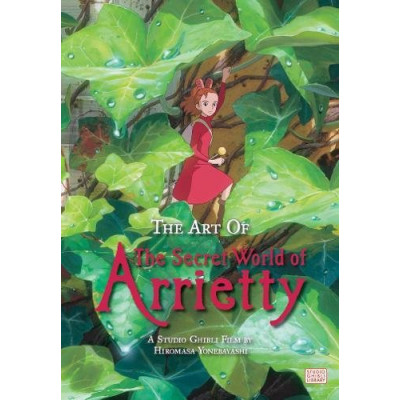 The Art of The Secret World of Arrietty [Hardcover]
