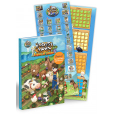Harvest Moon: Light of Hope A 20th Anniversary Celebration: Official Collector's Edition Guide [Hardcover]