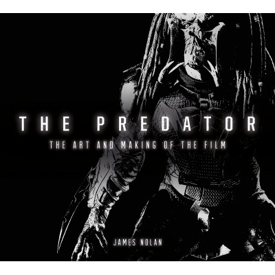 Артбук Titan Books The Art and Making of The Predator [Hardcover]