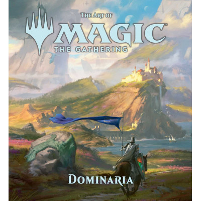 Артбук VIZ Media LLC The Art of Magic: The Gathering - Dominaria [Hardcover]