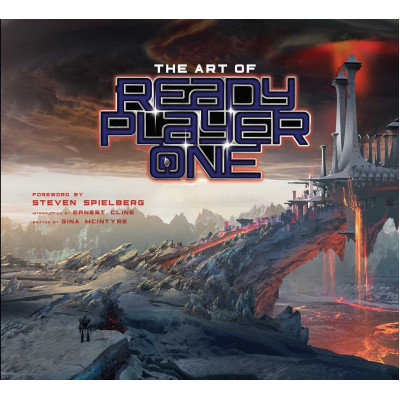 Артбук Insight Editions The Art of Ready Player One [Hardcover]