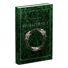 The Elder Scrolls Online: Summerset: Official Collector's Edition Guide [Hardcover]