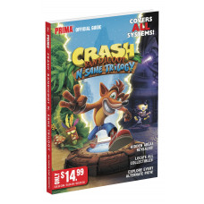Crash Bandicoot N.Sane Trilogy: Official Guide [Paperback]