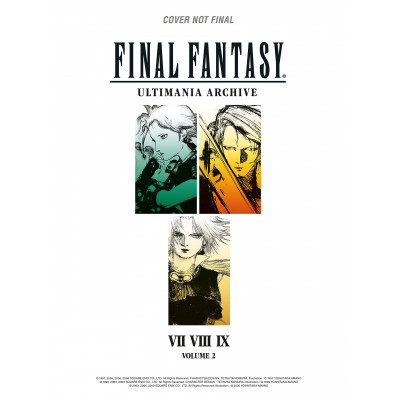 Final Fantasy Ultimania Archive Volume 2 [Hardcover]