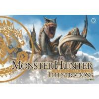 Monster Hunter Illustrations [Hardcover]