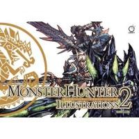 Monster Hunter Illustrations 2 [Hardcover]