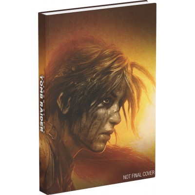 Shadow of the Tomb Raider: Official Collector's Edition Guide [Hardcover]