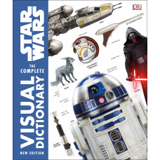 Star Wars Complete Visual Dictionary, Updated Edition [Hardcover]
