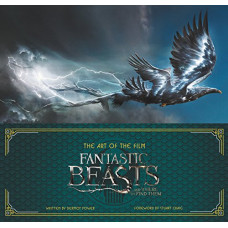 The Art of the Film: Fantastic Beasts and Where to Find Them [Hardcover]