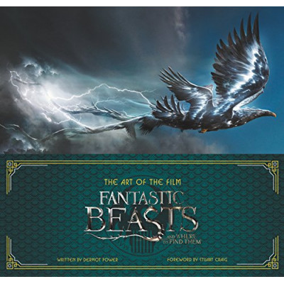 Артбук Harper Design The Art of the Film: Fantastic Beasts and Where to Find Them [Hardcover]