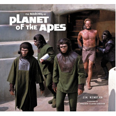 The Making of Planet of the Apes [Hardcover]