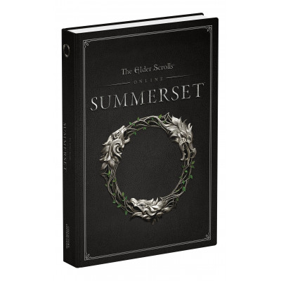 Руководство по игре Prima Games The Elder Scrolls Online: Summerset: Official Collector's Edition Guide [Hardcover]