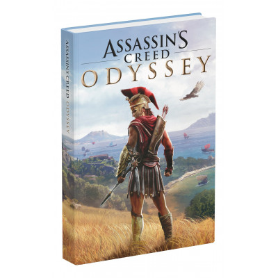Assassin's Creed Odyssey: Official Collector's Edition Guide [Hardcover]