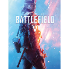 The Art of Battlefield V [Hardcover]