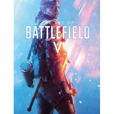 Артбук Dark Horse The Art of Battlefield V [Hardcover]