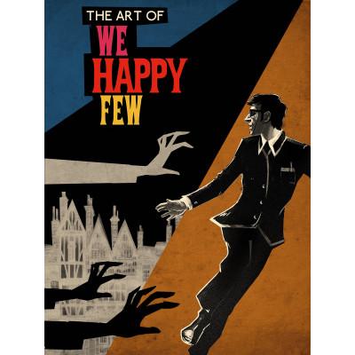 Артбук Dark Horse The Art of We Happy Few [Hardcover]