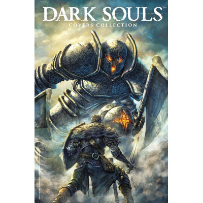 Артбук Titan Books Dark Souls Cover Collection [Hardcover]