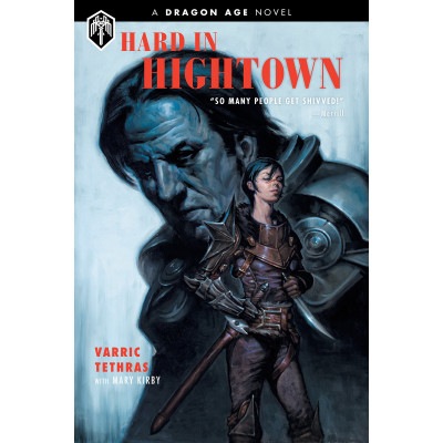 Книга Dark Horse Dragon Age: Hard in Hightown [Hardcover]