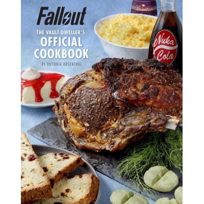 Книга Insight Editions Fallout: The Vault Dweller's Official Cookbook [Hardcover]