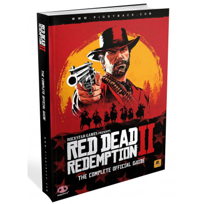Red Dead Redemption 2: The Complete Official Guide [Paperback]
