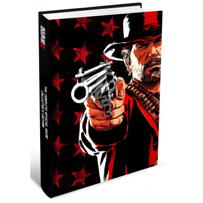 Руководство по игре Piggyback Red Dead Redemption 2: The Complete Official Guide Collector's Edition [Hardcover]