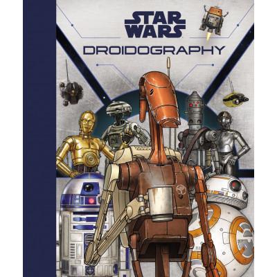 Книга HarperCollins Star Wars: Droidography [Hardcover]