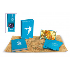 The Legend of Zelda: Breath of the Wild - Creating a Champion Hero's Edition [Hardcover]