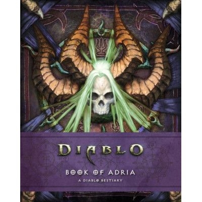Книга Blizzard Diablo Bestiary: The Book of Adria [Hardcover]