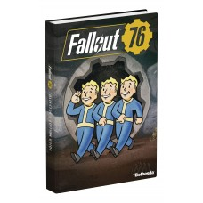 Fallout 76: Official Collector's Edition Guide [Hardcover]