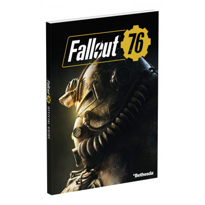 Руководство по игре Prima Games Fallout 76: Official Guide [Paperback]