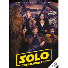 Solo: A Star Wars Story Ultimate Guide [Paperback]