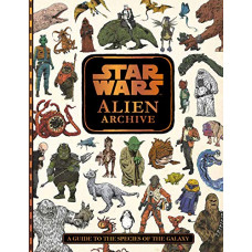 Star Wars: Alien Archive [Hardcover]