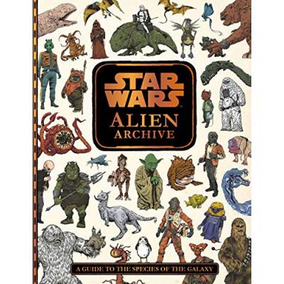 Книга LucasBooks Star Wars: Alien Archive [Hardcover]