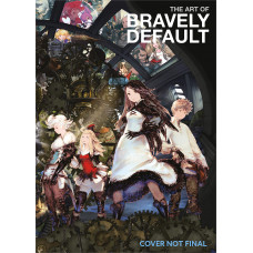 The Art of Bravely Default [Hardcover]
