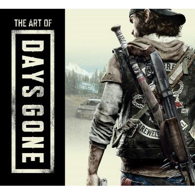 Артбук Dark Horse The Art of Days Gone [Hardcover]