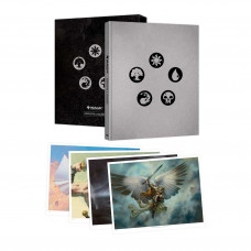 The Art of Magic: The Gathering: Concepts & Legends [Hardcover]