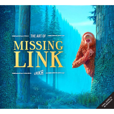 The Art of Missing Link [Hardcover]