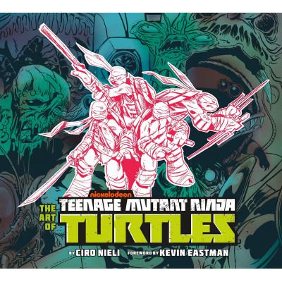 The Art of Teenage Mutant Ninja Turtles [Hardcover]