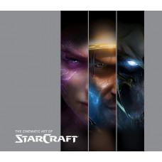 The Cinematic Art of StarCraft [Hardcover]