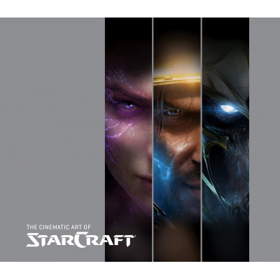 Артбук Blizzard The Cinematic Art of StarCraft [Hardcover]