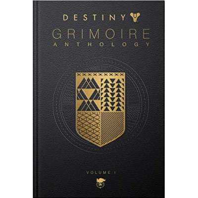 Книга Destiny Grimoire Anthology Volume 1 [Hardcover]