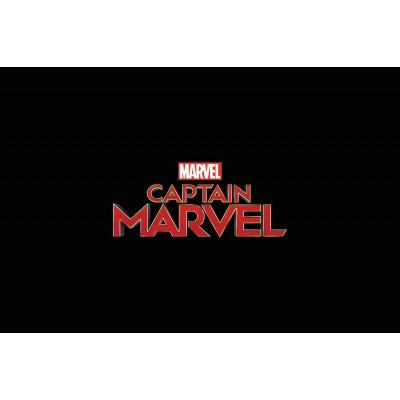 Marvel's Captain Marvel: The Art of the Movie [Hardcover]