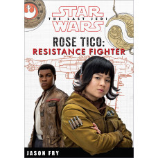 Star Wars The Last Jedi: Rose Tico: Resistance Fighter (Replica Journal) [Hardcover]