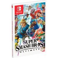Super Smash Bros Ultimate: Official Guide [Paperback]