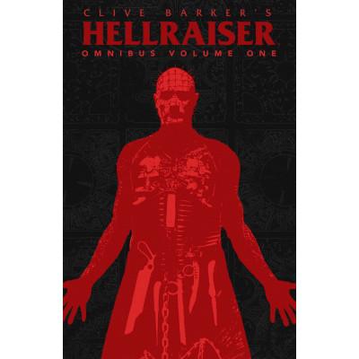 Комикс BOOM! Studios Clive Barker's Hellraiser Omnibus Vol 1 [Paperback]